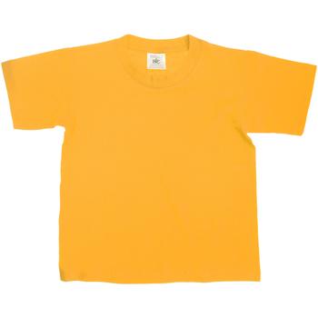 textil Niños Camisetas manga corta B And C Exact Oro
