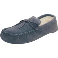 Zapatos Pantuflas Eastern Counties Leather  Marino