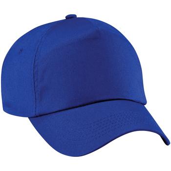 Accesorios textil Gorra Beechfield B10 Azul