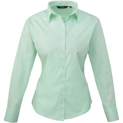 textil Mujer Camisas Premier PR300 Aqua