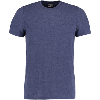textil Hombre Camisetas manga corta Kustom Kit KK504 Denim Jaspeado