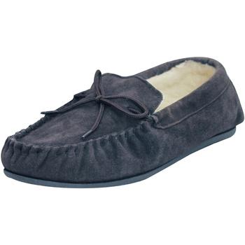 Zapatos Pantuflas Eastern Counties Leather  Azul marino
