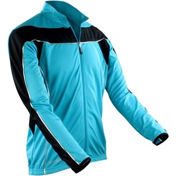 textil Hombre Chaquetas de deporte Spiro S255M Agua/Negro