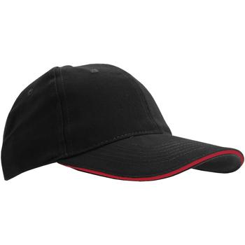 Accesorios textil Gorra Sols Buffalo Negro/Rojo