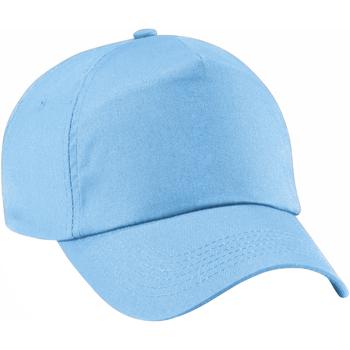 Accesorios textil Gorra Beechfield BC010 Azul cielo