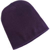 Accesorios textil Gorro Yupoong YP013 Púrpura