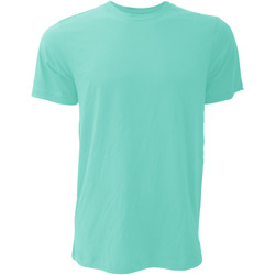 textil Hombre Camisetas manga corta Bella + Canvas CA3001 Cerceta