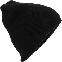 Accesorios textil Gorro Beechfield B44 Negro