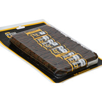Accesorios Cordones Grafters  Negro/marrón