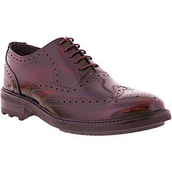 Zapatos Hombre Richelieu Roamers  Granate