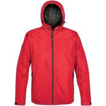 textil Hombre Cortaviento Stormtech ST157 Rojo