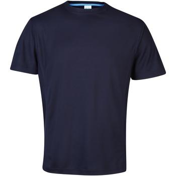 textil Hombre Camisetas manga corta Awdis JC011 Azul marino