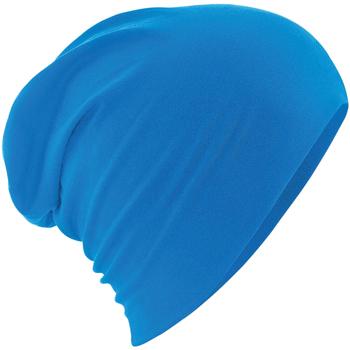 Accesorios textil Gorro Beechfield B368 Azul zafiro