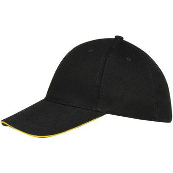 Accesorios textil Gorra Sols Buffalo Negro/Amarillo