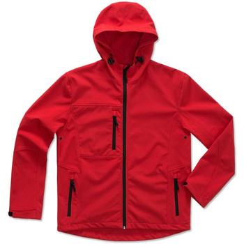 textil Hombre cazadoras Stedman  Rojo pasión