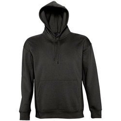 textil Hombre Sudaderas Sols 13251 Negro