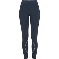 textil Mujer Leggings Stedman  Azul Medianoche