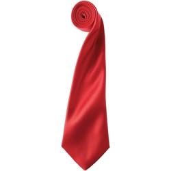 textil Hombre Corbatas y accesorios Premier PR750 Rojo