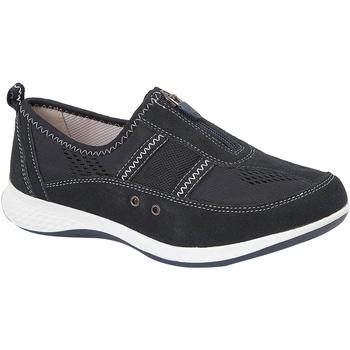 Zapatos Mujer Zapatillas bajas Boulevard  Azul marino
