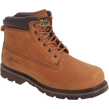 Zapatos Hombre Botas de caña baja Grafters  Castaño