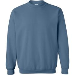 textil Sudaderas Gildan 18000 Azul Indigo