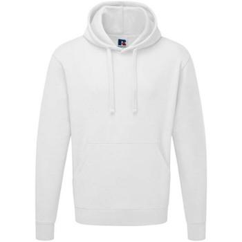 textil Hombre Sudaderas Russell 575M Blanco