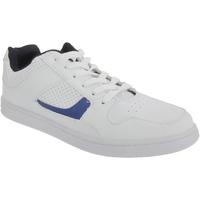 Zapatos Hombre Zapatillas bajas Dek Euston Blanco/Azul marino