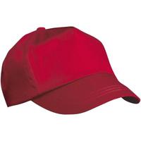 Accesorios textil Niños Gorra Result RC05J Rojo