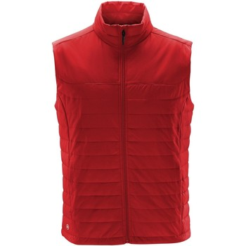textil Hombre Plumas Stormtech KXV-1 Rojo brillante