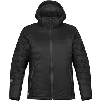 textil Hombre Plumas Stormtech Black Ice Negro/Gris