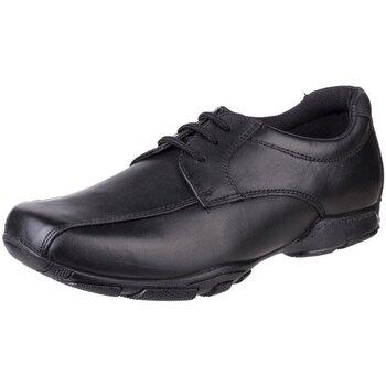 Zapatos Niño Derbie Hush puppies Vincente Negro
