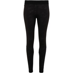 textil Hombre Leggings Tridri TR017 Negro