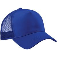 Accesorios textil Gorra Beechfield B640 Azul royal/Azul royal