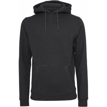 textil Hombre Sudaderas Build Your Brand BY011 Negro