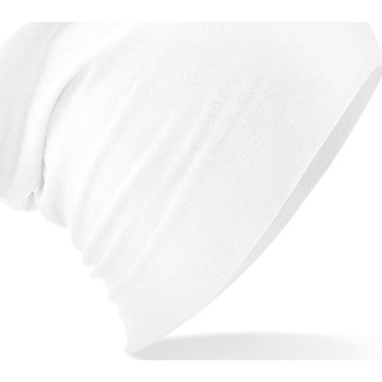 Accesorios textil Gorro Beechfield B368 Blanco