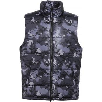 textil Hombre Plumas 2786 TS015 Verde Camuflaje