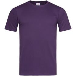textil Hombre Camisetas manga corta Stedman  Baya Salvaje