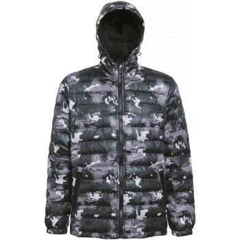 textil Hombre Plumas 2786 TS016 Verde Camuflaje