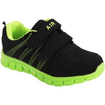 Zapatos Niño Multideporte Dek  Negro/Lima