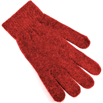 Accesorios textil Mujer Guantes Universal Textiles  Rojo