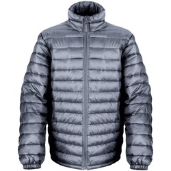 textil Hombre Plumas Result R192M Gris frost