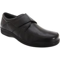Zapatos Hombre Derbie Roamers Fuller Negro