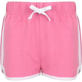 textil Niños Shorts / Bermudas Skinni Fit SM069 Rojo