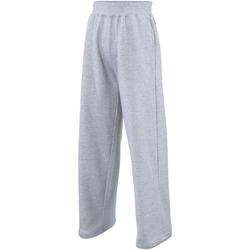 textil Niños Pantalones de chándal Awdis  Gris