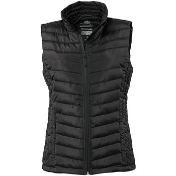 textil Mujer Plumas Tee Jays TJ9633 Negro
