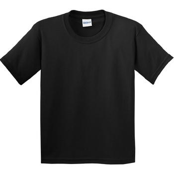 textil Niños Camisetas manga corta Gildan 64000B Negro