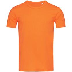 textil Hombre Camisetas manga corta Stedman Stars Morgan Calabaza