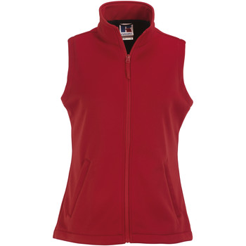 textil Mujer Polaire Russell R041F Rojo