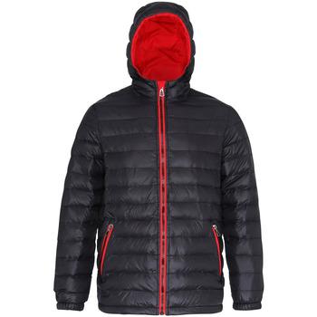 textil Hombre Plumas 2786 TS016 Negro/Rojo