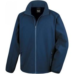 textil Hombre Polaire Result R231M Azul Marino/Azul Marino